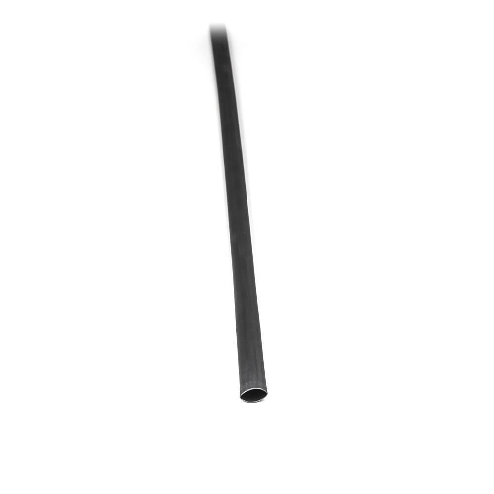 Smršťovací bužírka s lepidlem černá 9.5mm
