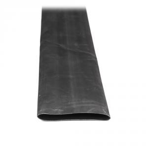 Teplem smrštitelná trubice s lepidlem černá 120cm 90mm