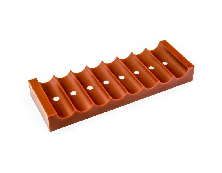 Akupacková šablona (mustr) pro svařování až 8 baterií