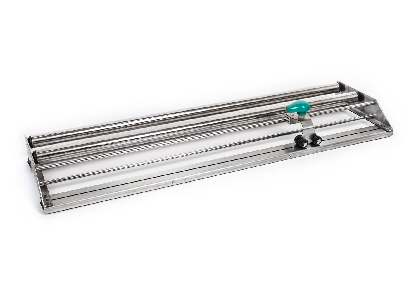 Stolní řezačka a odvíječka fólií XC-800 800mm