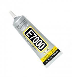 Voděodolné lepidlo Zhanlida E7000 víceúčelové čiré 110ml