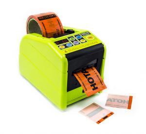 Výrobek: Dávkovač lepících pásek s výrobou nelepivých konců a makry RT-9000F