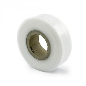 PE fólie rukáv (tunel) síla 150micron, šířka 50mm, délka 10m