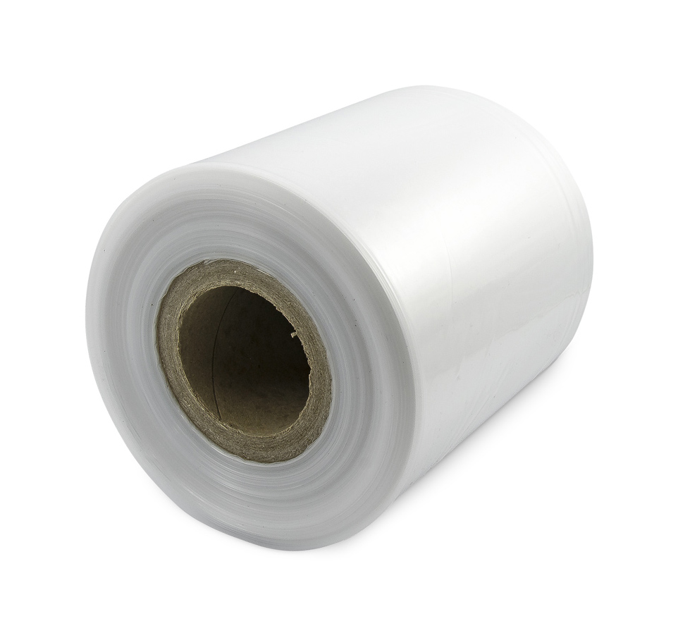 PE fólie rukáv (tunel) síla 150micron, šířka 200mm, délka 10m