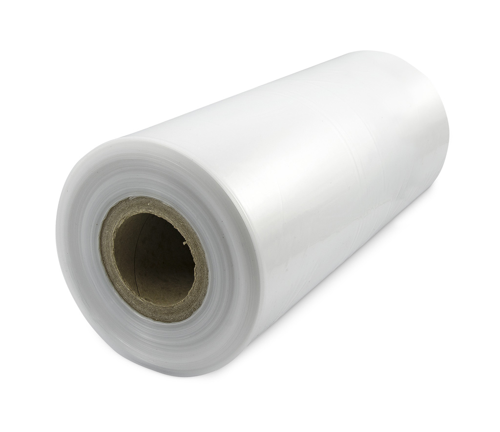 PE fólie rukáv (tunel) síla 150micron, šířka 450mm, délka 10m