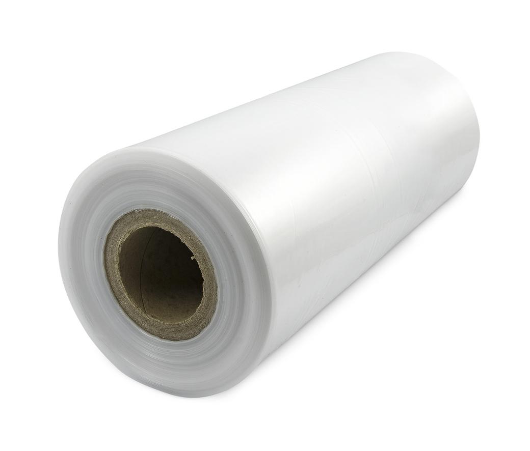 PE fólie rukáv (tunel) síla 150micron, šířka 500mm, délka 10m