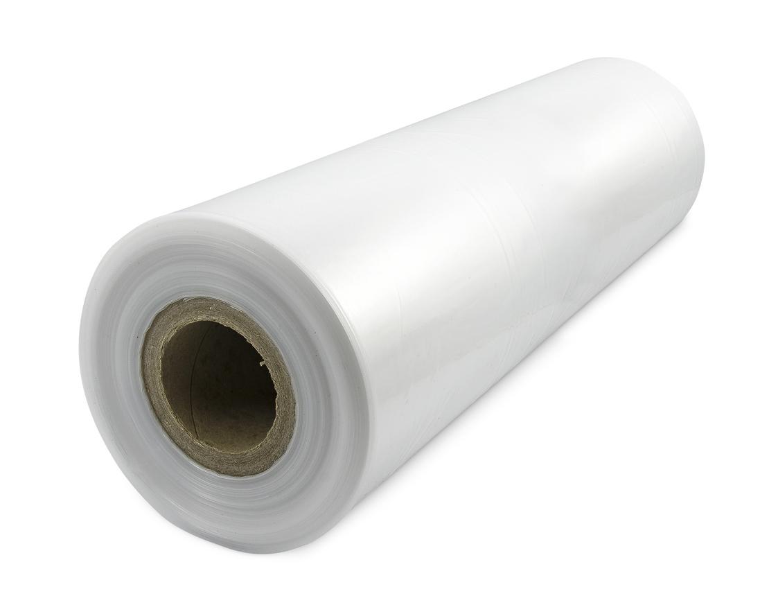 PE fólie rukáv (tunel) síla 150micron, šířka 650mm, délka 10m
