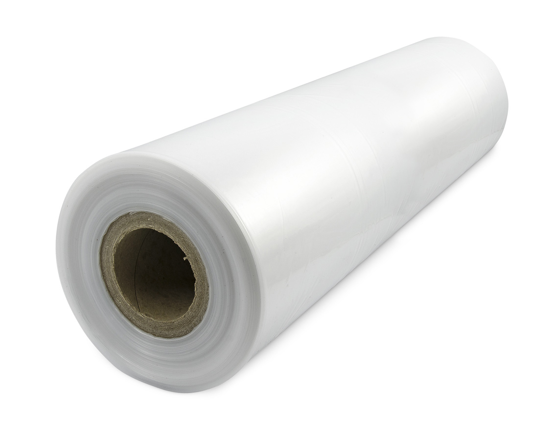 PE fólie rukáv (tunel) síla 150micron, šířka 700mm, délka 10m