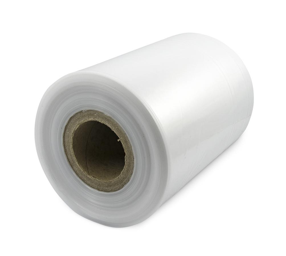 PE fólie hadice (tunel) síla 200micron, šířka 300mm, délka 100m