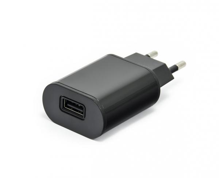 Rychlá USB nabíječka 5V 2A černá