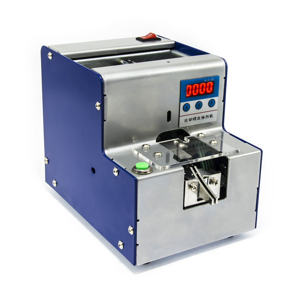 Průmyslový dávkovač a počítač šroubků KLD-V5