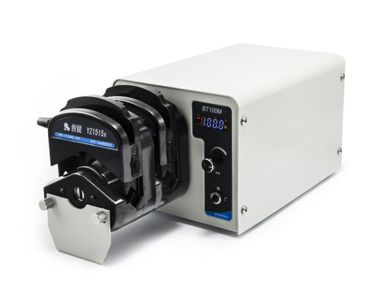 Dvojité peristaltické čerpadlo BT100M 2xYZ1515x 2x 0.07 - 380ml/min