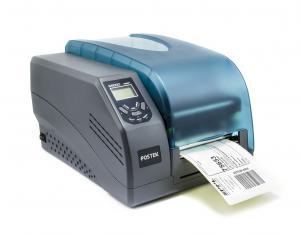 Termotransferová tiskárna Postek G6000 s vysokým rozlišením 600DPI