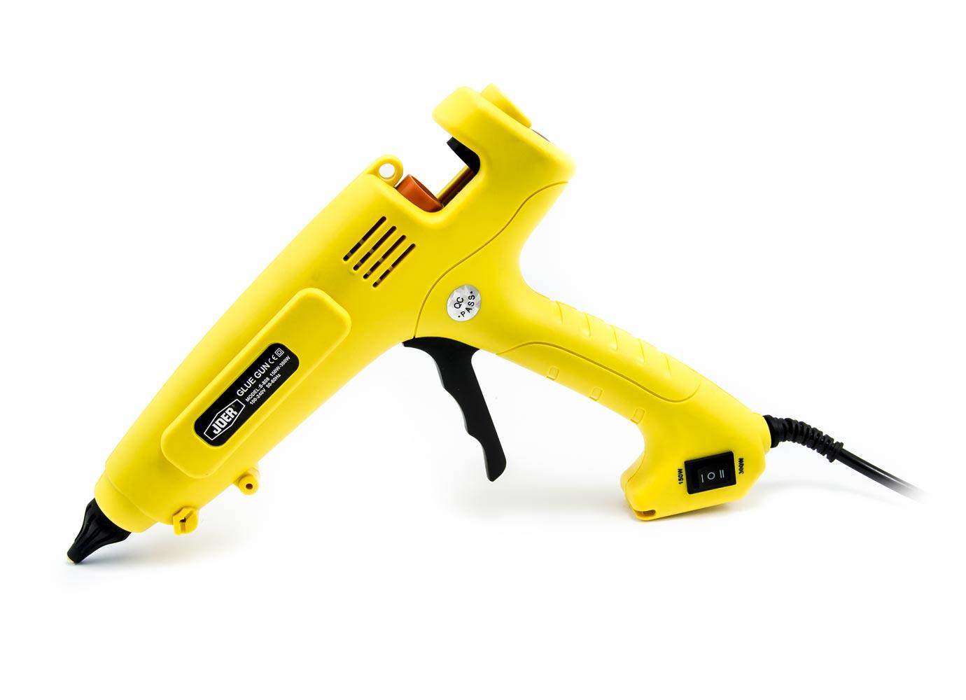Výkonná profi tavná lepící pistole S-808 150W/300W