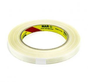 Vyztužená lepící páska Narfil 12mm, návin 50m