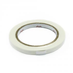 Lepící páska pro zavírání sáčků, šíře 9 mm, bílá