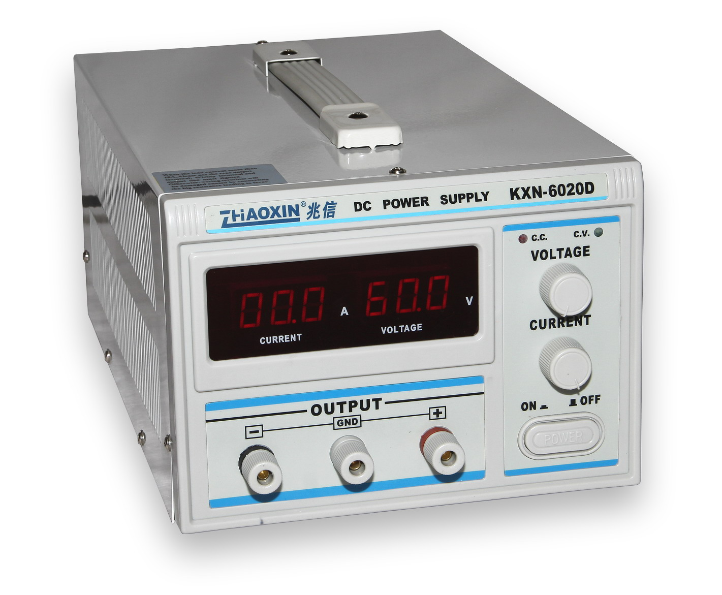 Laboratorní zdroj KXN-6020D 0-60V/20A