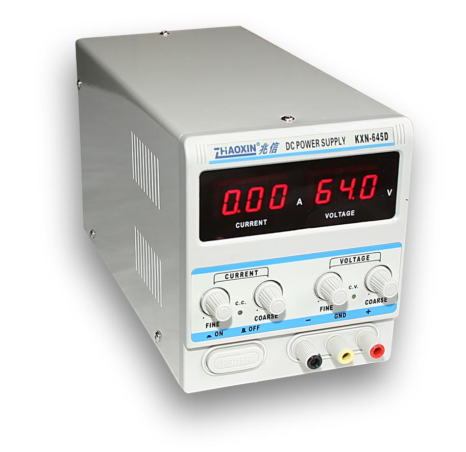 Laboratorní zdroj KXN-645D 0-64V/5A