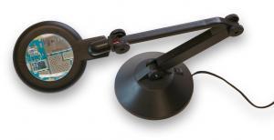 Lampa s lupou typ 928A