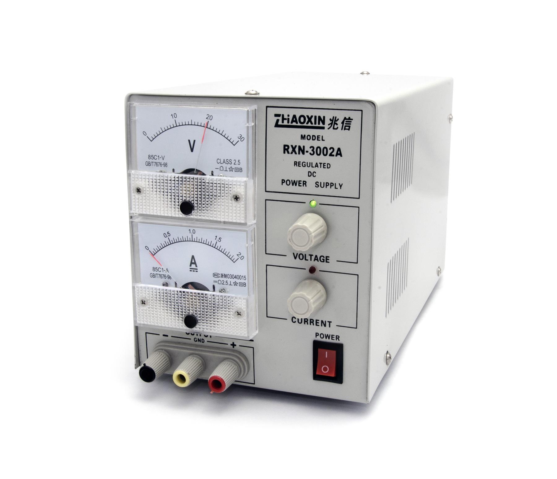 Laboratorní zdroj RXN-3002A 0-30V/2A