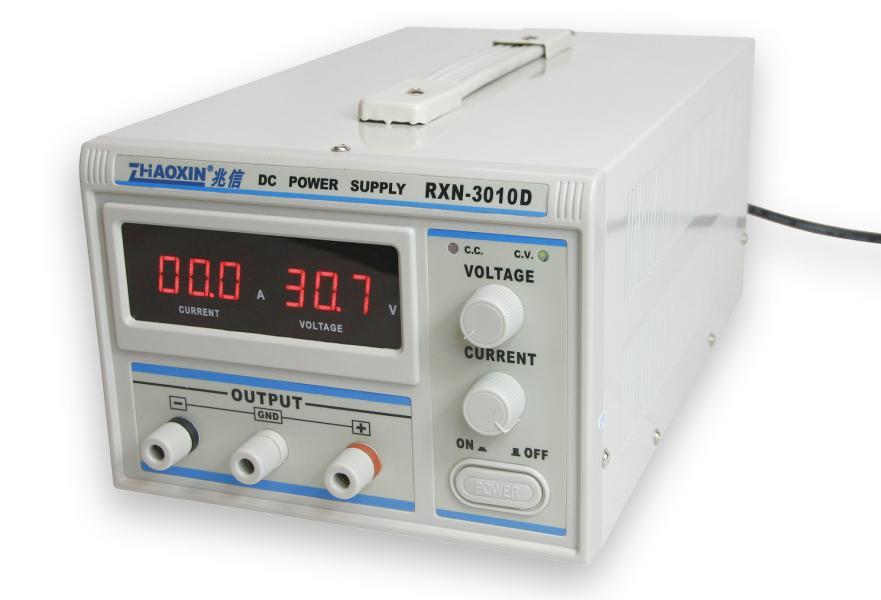 Laboratorní zdroj RXN-3010D 0-30V/10A