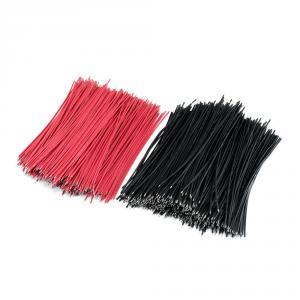 Měděná pocínovaná lanka (černé, délka 120mm)