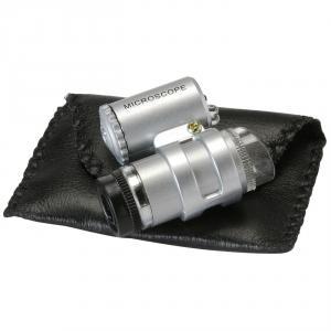 Kapesní kontaktní miniaturní mikroskopy se zvětšením 60x