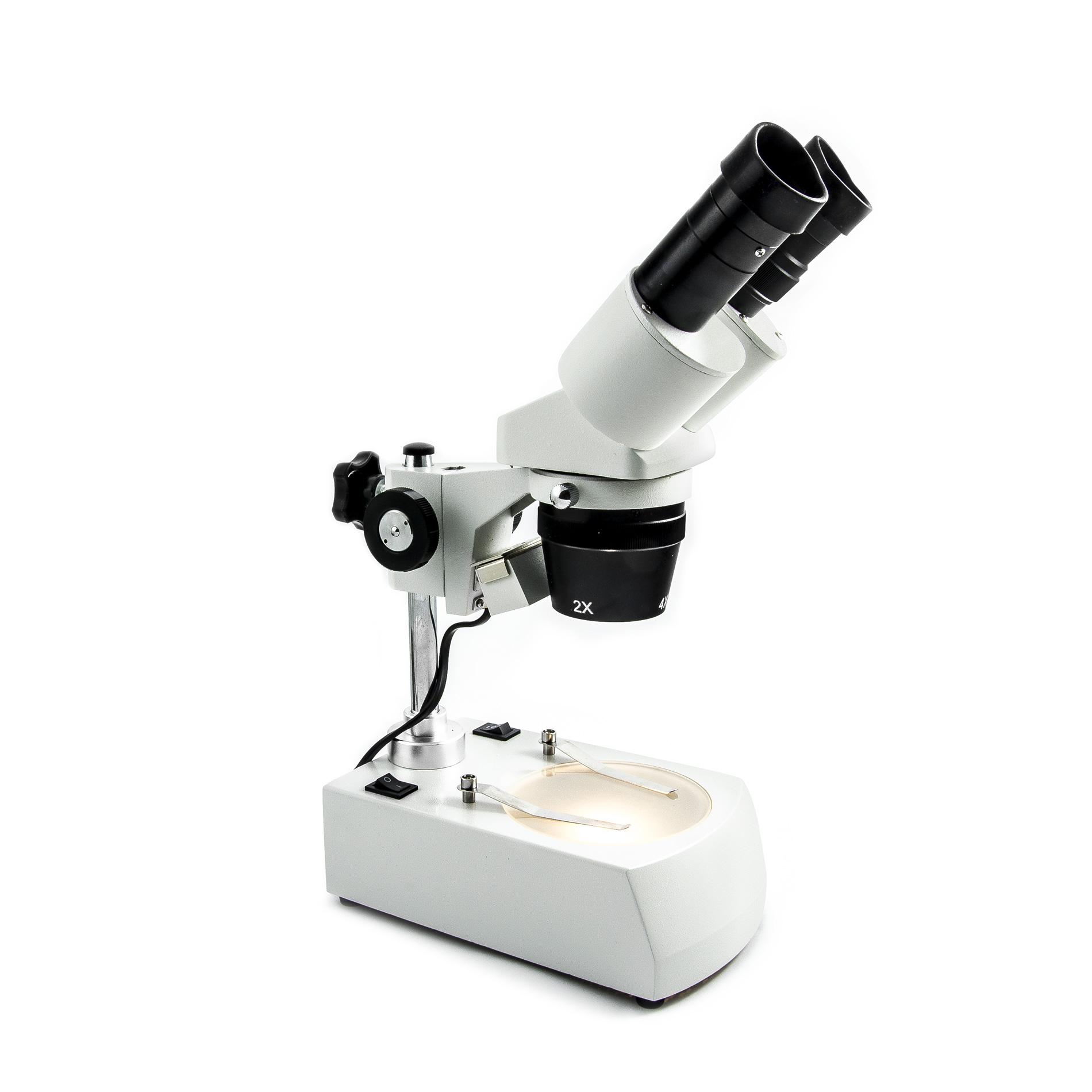 Mikroskop binokular