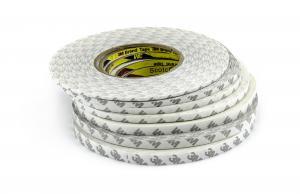 Oboustranná lepící páska transparentní šíře 6mm