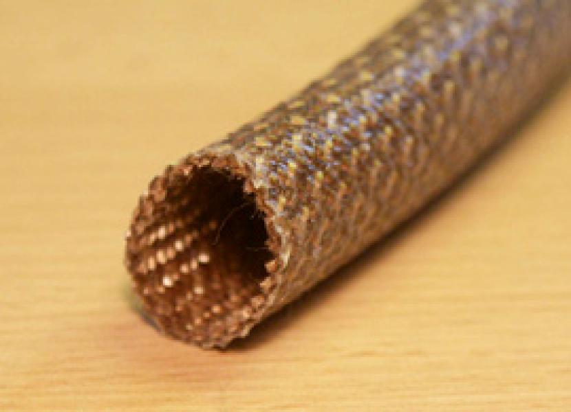 Teplovzdorná ochrana gumové hadice