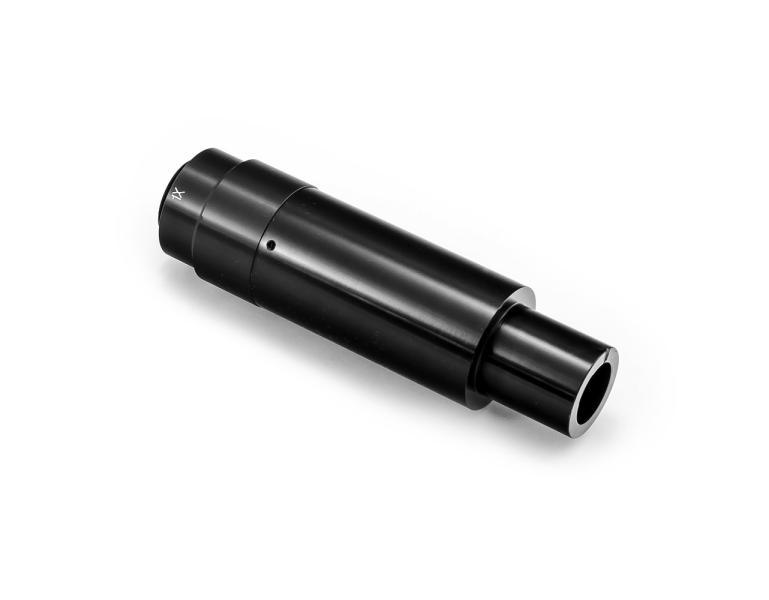 Makro nástavce pro elektronický mikroskop s faktorem 1,0×