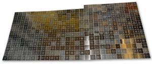 Kompletní sada univerzálních BGA šablon 8cm, 360ks