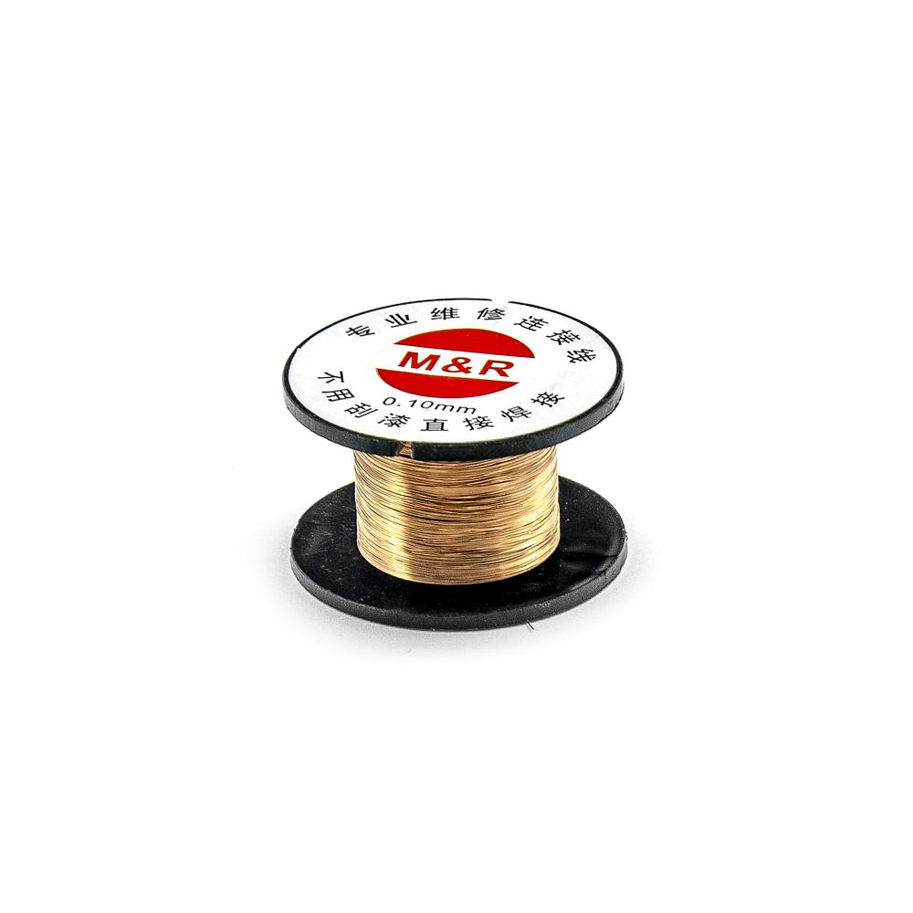 Smaltovaný měděný drát průměr 0,1mm