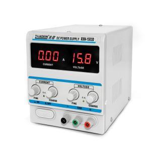 Výrobek: Laboratorní zdroj RXN-1503D 0-15V/3A