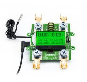 DC tester - voltmetr, ampérmetr, wattmetr, 300V 100A