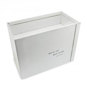 Náhradní hlavní filtr KFH-01-102 pro čističku vzduchu Quick 6602