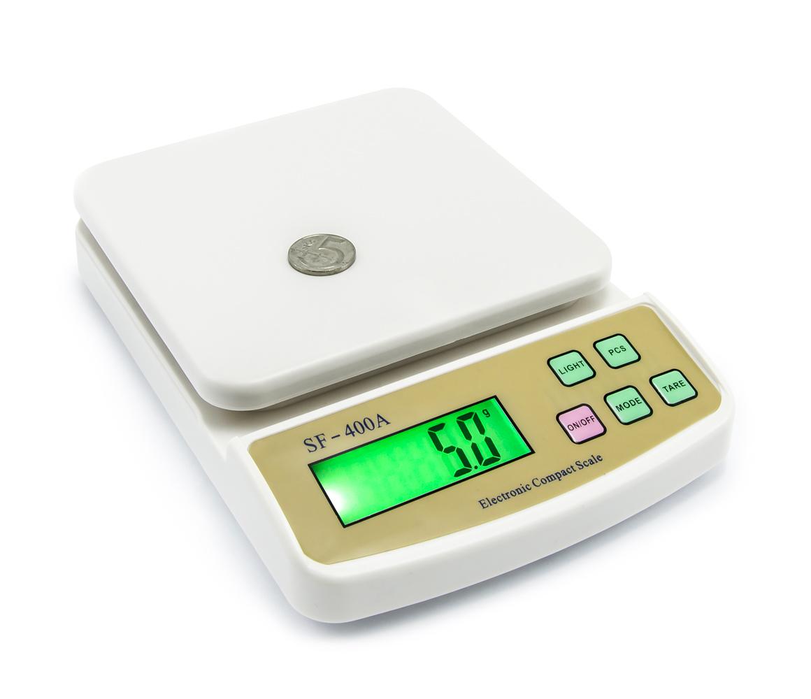Digitální váha 2kg/0.1g typ SF-400A