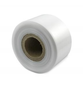 Teplem smrštitelná LDPE fólie - tunel, 30micron, šířka 140mm, délka 400m