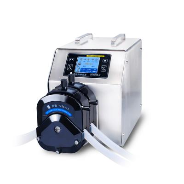 Duální peristaltický dávkovač SG600LC 2xYZ35-13 2x 1-12000ml/min