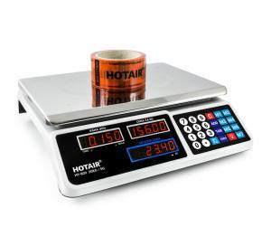 Kontrolní váha s výpočtem ceny HY-809 CZ 5g / 30kg