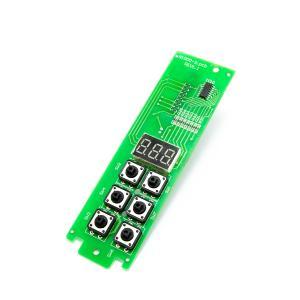 Displej s tlačítky pro M1000 - náhradní díl č. 601