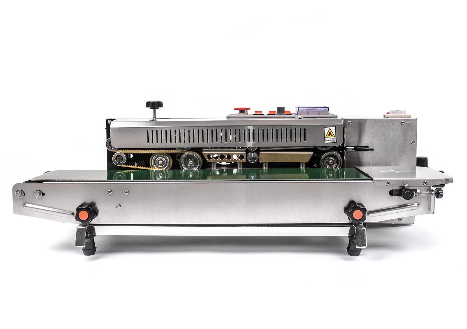 Poloautomatická svářečka folií pro balení v ochranné atmosféře DBF-770WL GAS