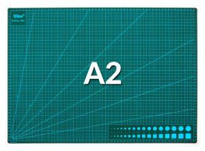 Řezací podložka velkoformátová oboustranná A2 60x45cm