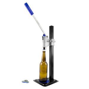 Korunková zátkovačka pivních a sirupových lahví