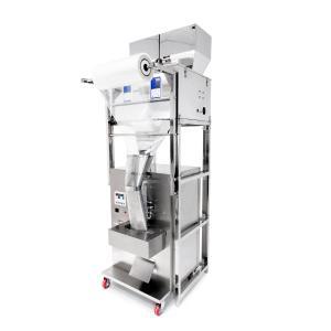 Průmyslový dávkovač sypkých látek s balící jednotkou 2x 2-600g