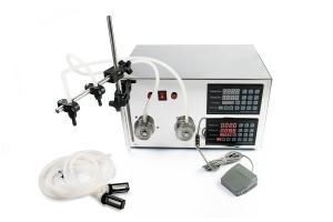 Automatický dávkovač tekutin KC-I se 2 oddělenými čerpadly a výstupy