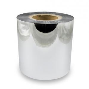 Plochá fólie zatavitelná PETmet/PE šíře 185mm