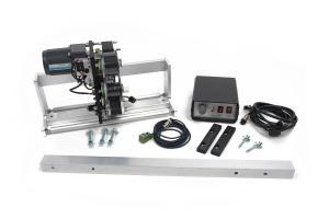 Termotransferová tiskárna HP-241F s montáží pro Automatický vertikální balící stroj do 99g