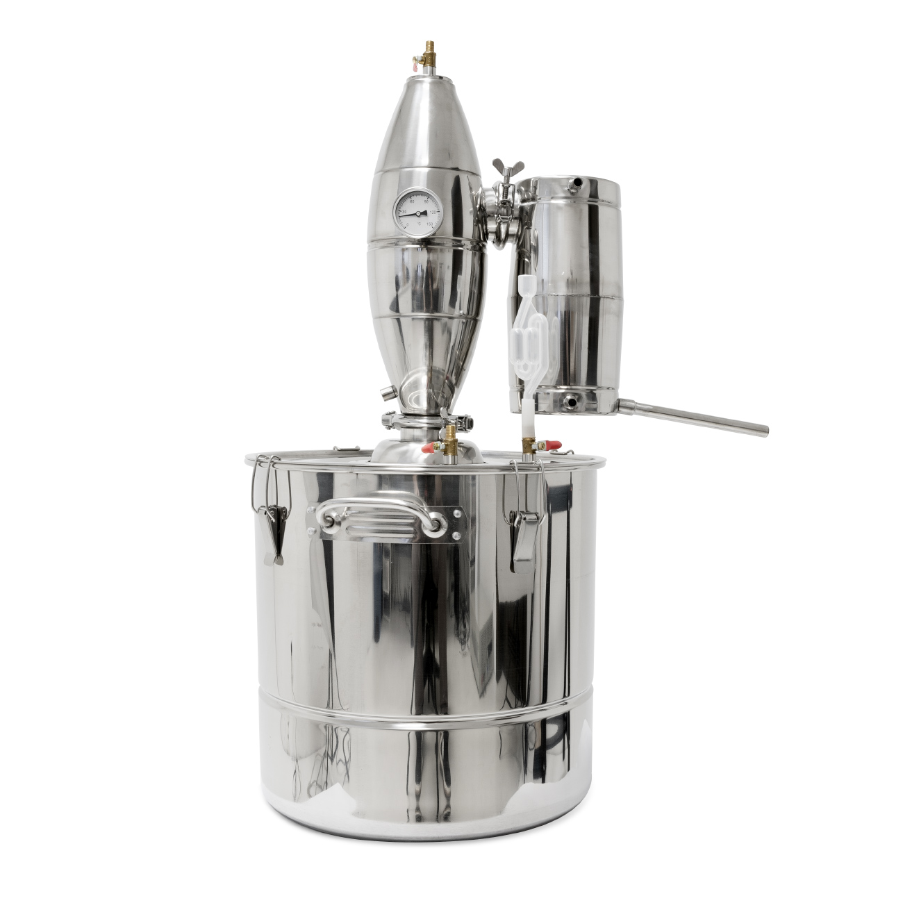 Domácí destilátor (palírna) 50L