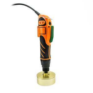 Elektrický zavírač (utahovák) šroubovacích víček a uzávěrů 90W 3Nm + adaptér 50-70mm